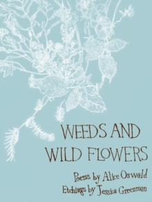 Weeds and Wild Flowers, Hardback Book