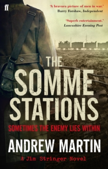 The Somme Stations, Paperback Book