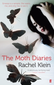 The Moth Diaries, Paperback Book