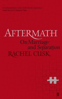 Aftermath : On Marriage and Separation, Paperback Book