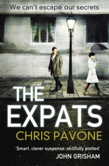 The Expats, Hardback Book