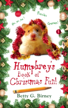 Humphrey's Book of Christmas Fun, Paperback Book