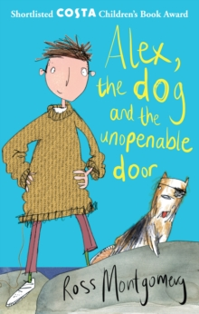 Alex, the Dog and the Unopenable Door, Paperback Book