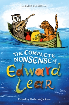 The Complete Nonsense of Edward Lear, Paperback Book