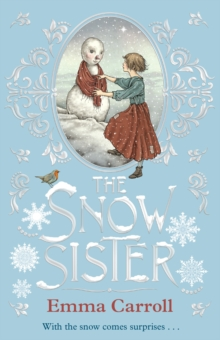 The Snow Sister, Paperback Book