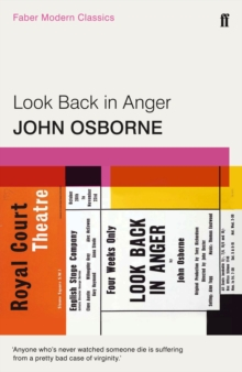 Look Back in Anger : Faber Modern Classics, Paperback Book