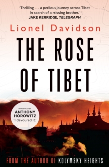 The Rose of Tibet, Paperback Book