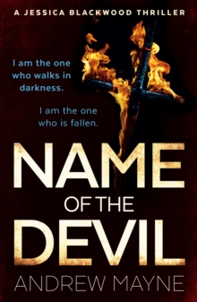 Name of the Devil : (Jessica Blackwood 2), Paperback Book