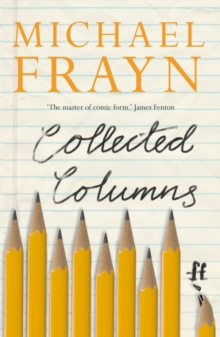 Collected Columns, Paperback Book