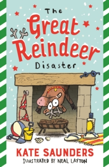 The Great Reindeer Disaster, Paperback / softback Book
