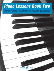Piano Lessons : Book 2, Paperback Book