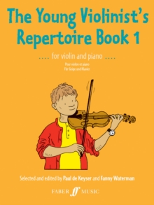 Young Violinist's Repertoire : (Violin and Piano) Book 1, Paperback Book