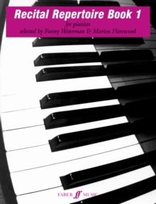 Recital Repertoire : (Piano) Book 1, Paperback Book