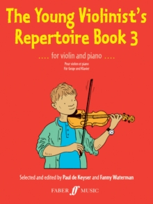Young Violinist's Repertoire : (Violin and Piano) Bk. 3, Paperback Book
