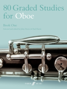 80 Graded Studies for Oboe : Bk. 1, Paperback Book