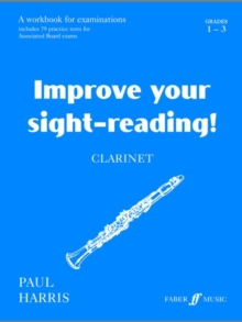 Improve Your Sight-reading! Clarinet 1-3, Paperback Book