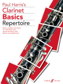 Clarinet Basics Repertoire : (Clarinet/Piano), Paperback Book