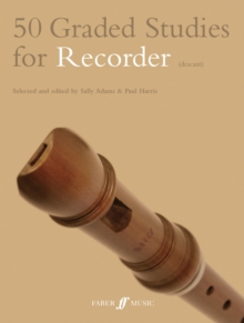 50 Graded Studies for Recorder, Paperback Book