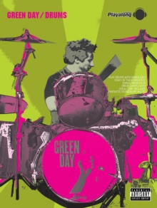 """Green Day"" Authentic Drums Playalong, Paperback Book"