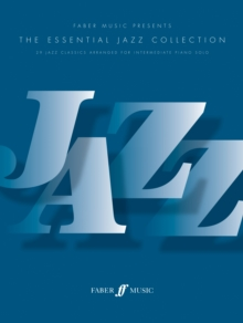 The Essential Jazz Collection : (piano), Paperback Book