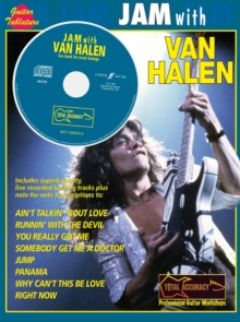 Jam with Van Halen : (Guitar Tab), Paperback Book