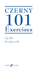 101 Exercises : (Piano), Paperback Book