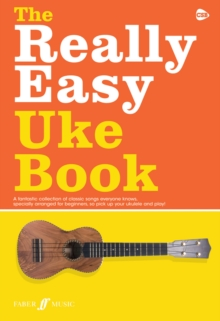 The Really Easy Uke Book, Paperback Book