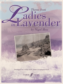 Ladies in Lavender : (Violin and Piano), Paperback Book