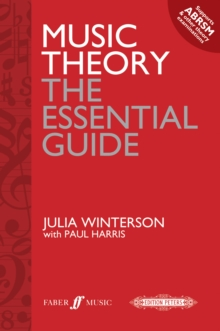 Music Theory: The Essential Guide, Paperback Book