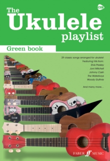 The Green Book : Ukulele Chord Songbook, Paperback Book