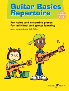Guitar Basics Repertoire : Guitar Tab, Mixed media product Book