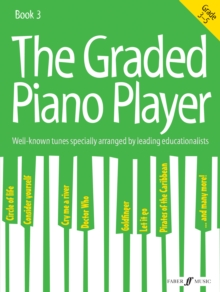 The Graded Piano Player: Grade 3-5, Sheet music Book