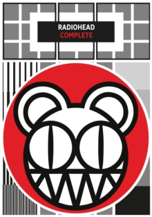 Radiohead Complete (Chord Songbook), Sheet music Book