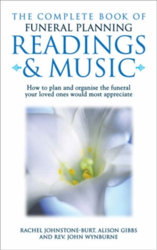 Complete Book of Funeral Planning, Readings and Music, Paperback Book
