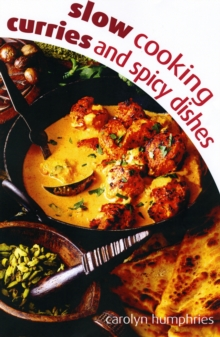 Slow cooking curry & spice dishes, Paperback Book