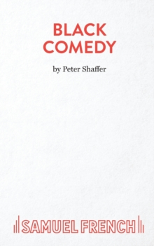 Black Comedy, Paperback Book
