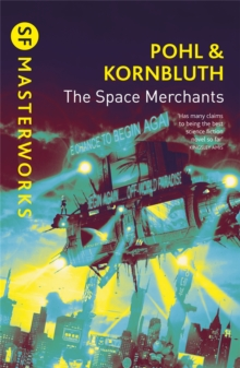 The Space Merchants, Paperback Book