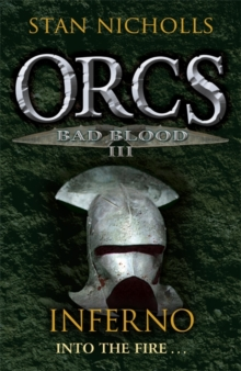 Orcs Bad Blood III : Inferno, Paperback / softback Book