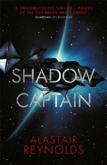Shadow Captain, Hardback Book