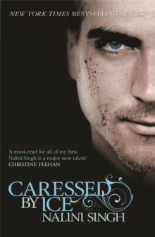 Caressed by Ice : Book 3, Paperback Book