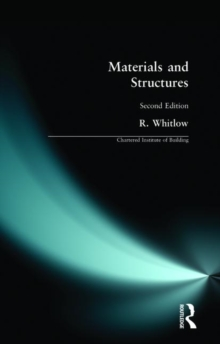 Materials and Structures, Paperback Book