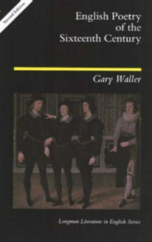 English Poetry of the Sixteenth Century, Paperback Book