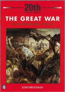 The Great War: The First World War 1914-18, Paperback Book