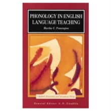 Phonology in English Language Teaching : An International Approach, Paperback Book