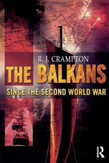 The Balkans Since the Second World War, Paperback Book