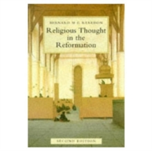 Religious Thought in the Reformation, Paperback Book