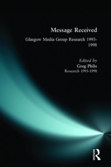 Message Received, Paperback Book