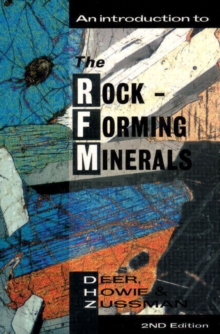 An Introduction to the Rock-Forming Minerals, Paperback Book