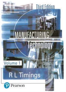 Manufacturing Technology, Paperback Book