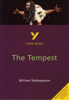 The Tempest: York Notes for GCSE, Paperback Book